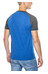 Prana Tent Pitch Club Raglan T-Shirt Men Classic Blue